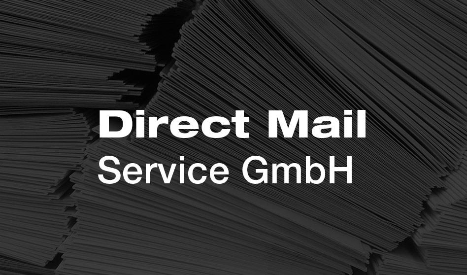 Dms Direct Mail Service Druckerei Service Egelsbach
